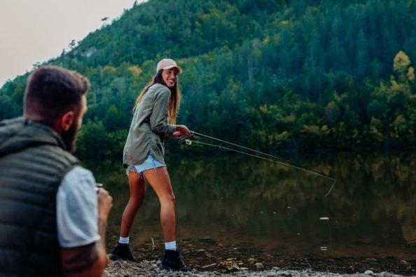 fishing hat for women