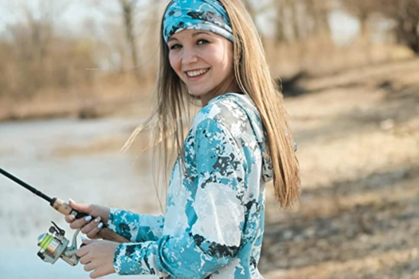 fishing hoodie for women FI