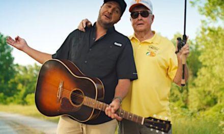 Luke Bryan Releases Bill Dance Tribute Music Video on Angler's 81st Birthday